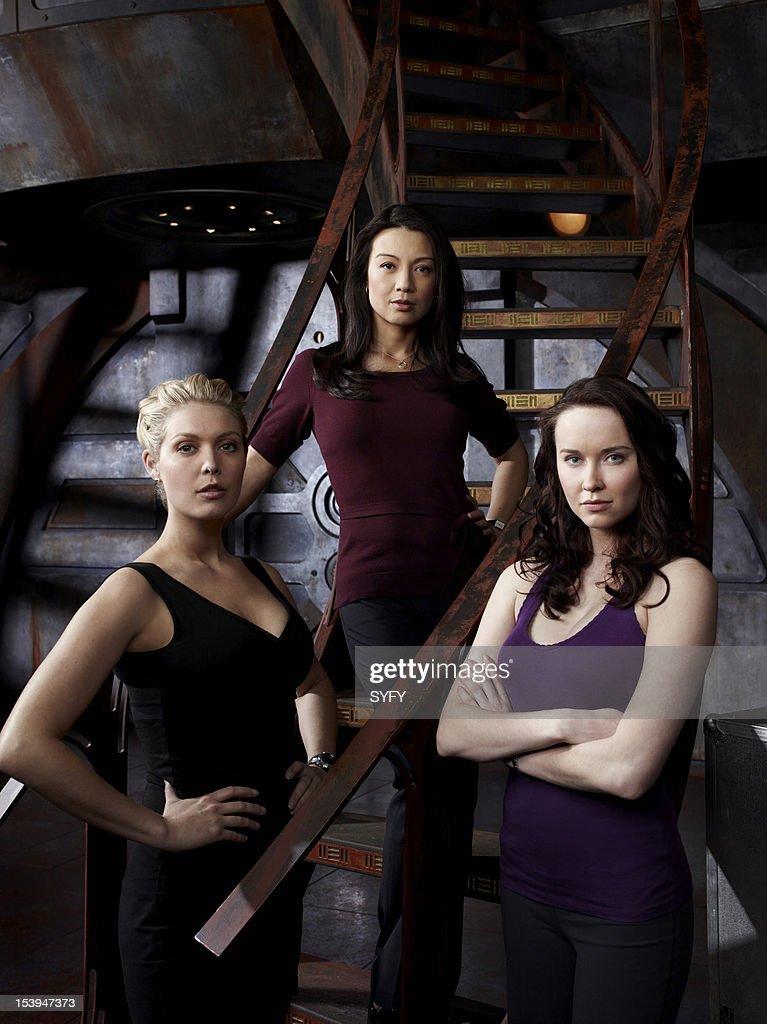 "Syfy's ""Stargate Universe"" - Season 1"