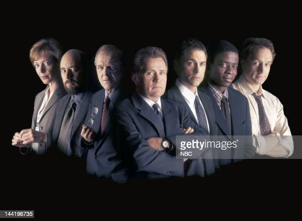Allison Janney as Claudia Jean 'CJ' Cregg Richard Schiff as Toby Ziegler John Spencer as Leo McGarry Martin Sheen as President Josiah 'Jed' Bartlet...