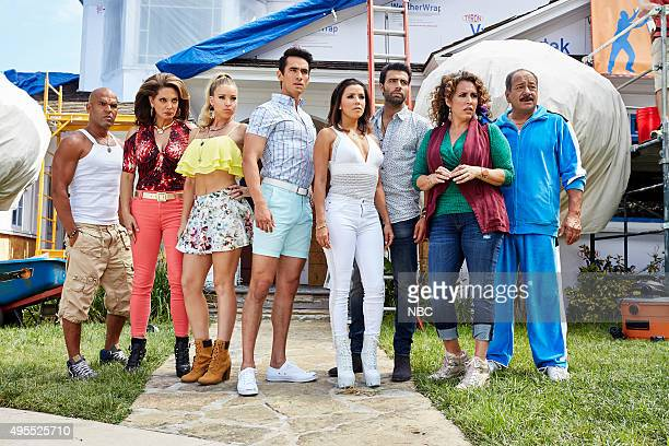 Amaury Nolasco as Rodrigo Suarez Alex Meneses as Isabela Santamaria Jadyn Douglas as Roxie Rios Jose Moreno Brooks as Gael Garnica Eva Longoria as...