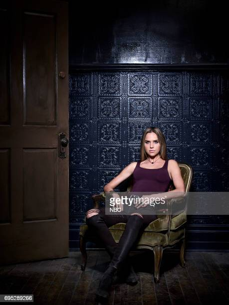 1 Pictured Arielle Kebbel as Olivia
