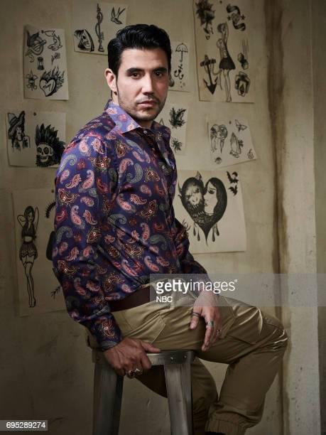 1 Pictured Bernardo Saracino as Chuy