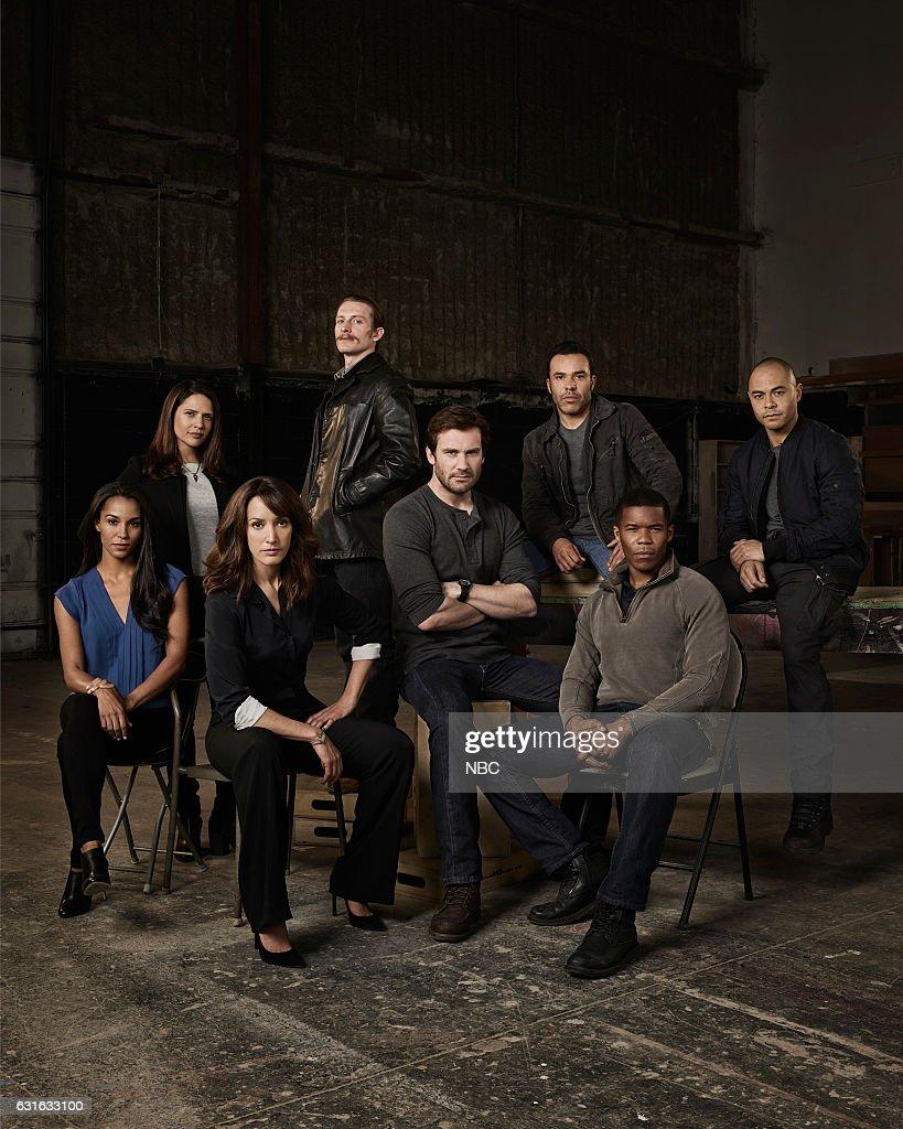 """NBC's """"Taken"""" - Season 1"""