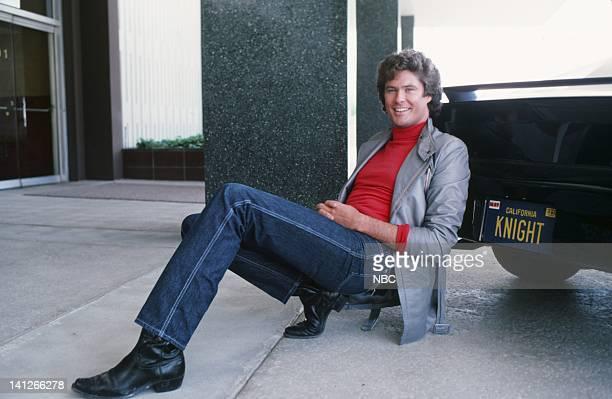 David Hasselhoff as Michael Knight Photo by Gary Null/NBCU Photo Bank