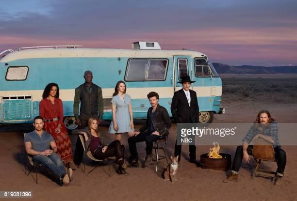 1 Pictured Dylan Bruce as Bobo Parisa FitzHenley as Fiji Peter Mensah as Lemuel Arielle Kebbel as Olivia Sarah Ramos as Creek Francois Arnaud as...