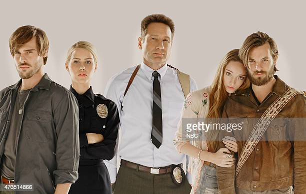 1 Pictured Grey Damon as Brian Shafe Claire Holt as Charmain Tully David Duchovny as Sam Hodiak Emma Dumont as Emma Dumont Gethin Anthony as Charles...