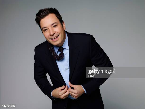1 Pictured Host Jimmy Fallon