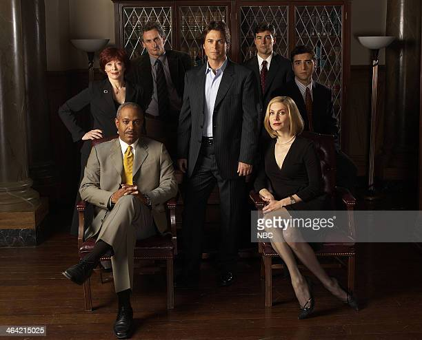 James Pickens Jr as Terrence Christianson Elizabeth Mitchell as Ariel Saxon Frances Fisher as Brit Hanley David Krumholtz as Jeff Fineman Rob Lowe as...