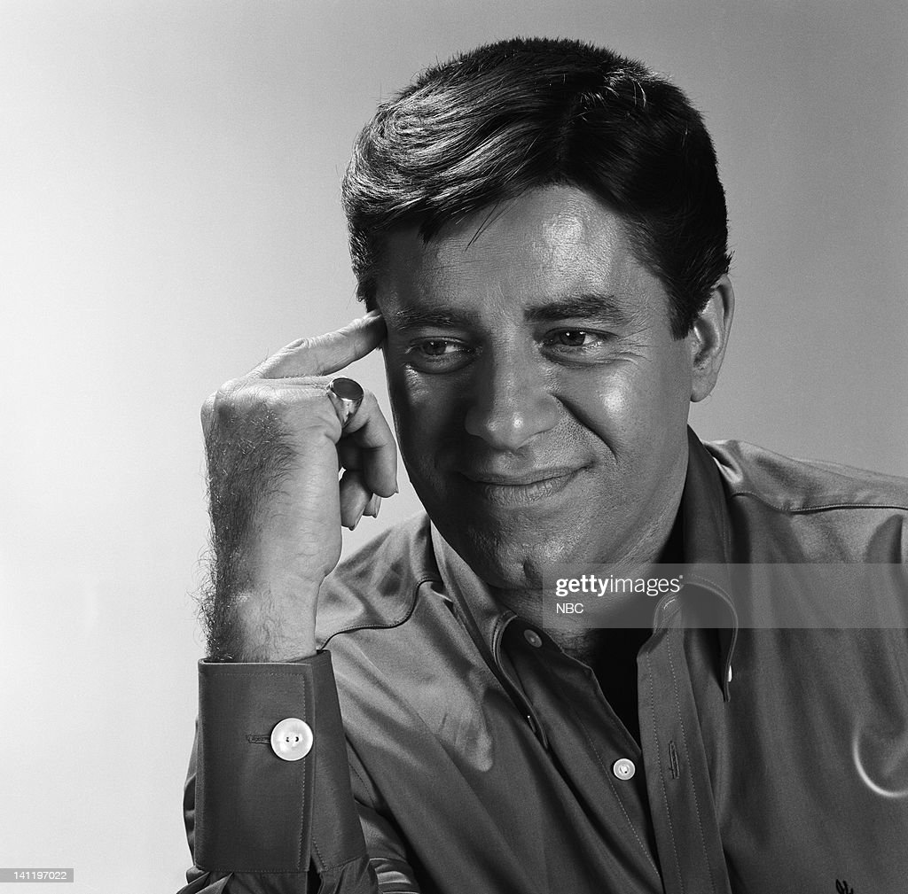 Jerry Lewis Photo by NBCU Photo Bank