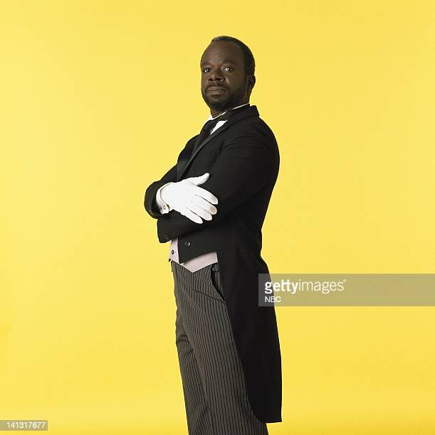 Joseph Marcell as Geoffrey Photo by Chris Haston/NBCU Photo Bank