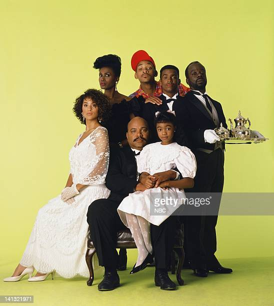 Karyn Parsons as Hilary Banks James Avery as Philip Banks Tatyana Ali as Ashley Banks Janet Hubert as Vivian Banks Will Smith as William 'Will' Smith...