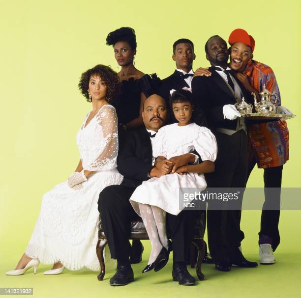 Karyn Parsons as Hilary Banks Janet Hubert as Vivian Banks James Avery as Philip Banks Tatyana Ali as Ashley Banks Alfonso Ribeiro as Carlton Banks...