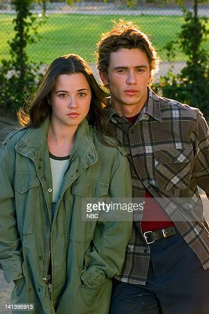 Linda Cardellini as Lindsay Weir James Franco as Daniel Desario Photo by NBCU Photo Bank