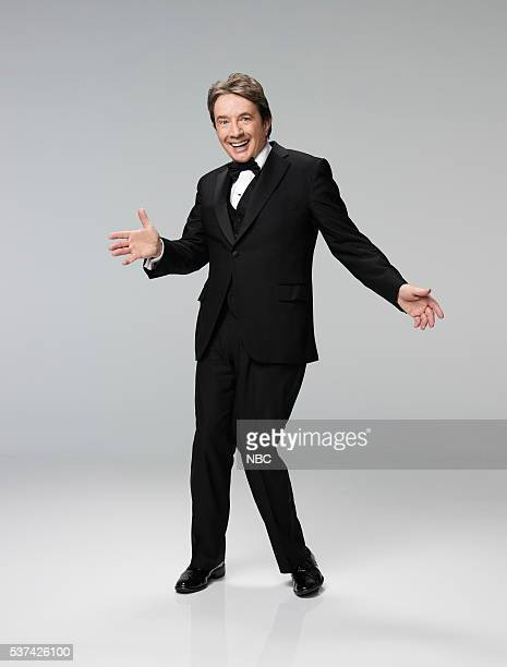 1 Pictured Martin Short