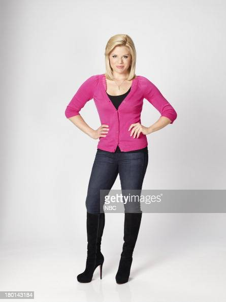 1 Pictured Megan Hilty as Liz
