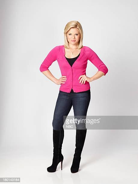 1 Pictured Megan Hilty as Liz