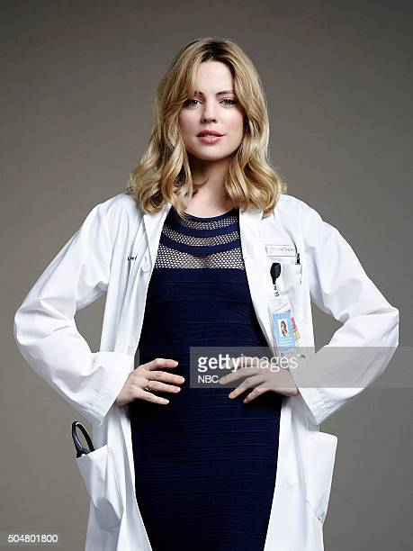1 Pictured Melissa George as Dr Alex Panttiere