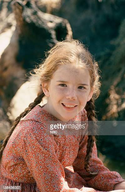 Melissa Gilbert as Laura Ingalls Wilder