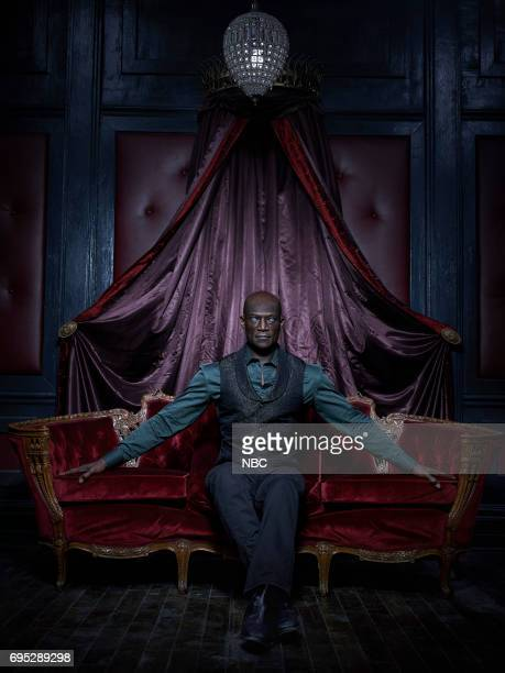 1 Pictured Peter Mensah as Lemuel