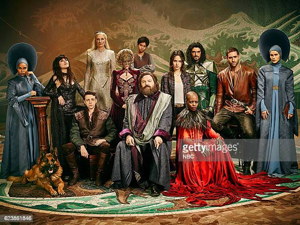 1 Pictured Roxy Sternberg as Elizabeth Ana Ularu as West Gerran Howell as Jack Joely Richardson as Glinda/North Stefanie Martini as Lady Ev Jordan...