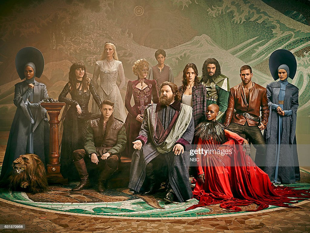 Roxy Sternberg as Elizabeth, Ana Ularu as West, Gerran Howell as Jack, Joely Richardson as Glinda/North, Stefanie Martini as Lady Ev, Jordan Loughran as Tip, Vincent D'Onofrio as Wizard/Frank, Adria Arjona as Dorothy Gale, Mido Himada as Eamonn, Florence Kasumba as Wicked Witch/East, Oliver Jackson-Cohen as Lucas, Isabel Lucas as Anna --