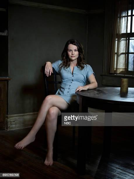1 Pictured Sarah Ramos as Creek