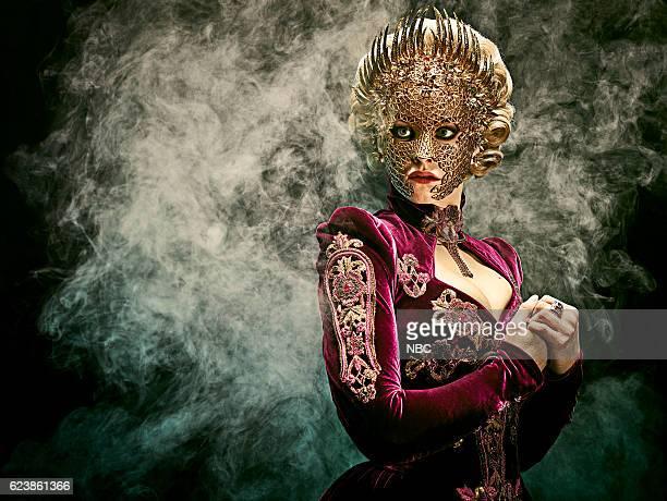 1 Pictured Stefanie Martini as Lady Ev