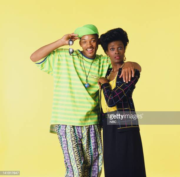 Will Smith as William 'Will' Smith Janet Hubert as Vivian Banks Photo by Chris Cuffaio/NBCU Photo Bank