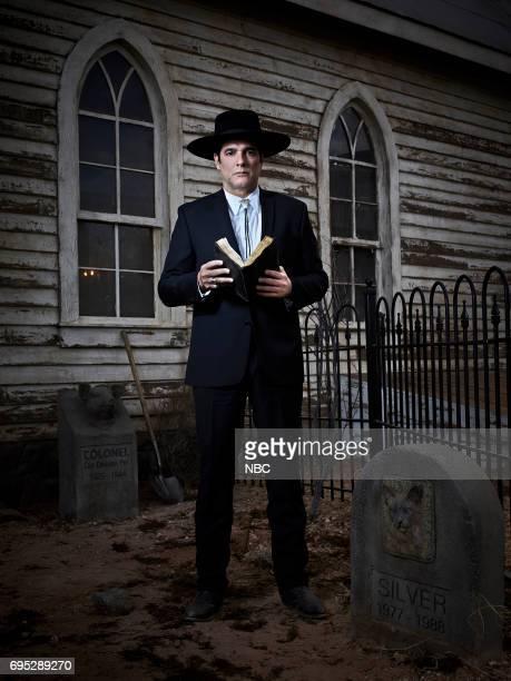1 Pictured Yul Vázquez as Rev Sheehan