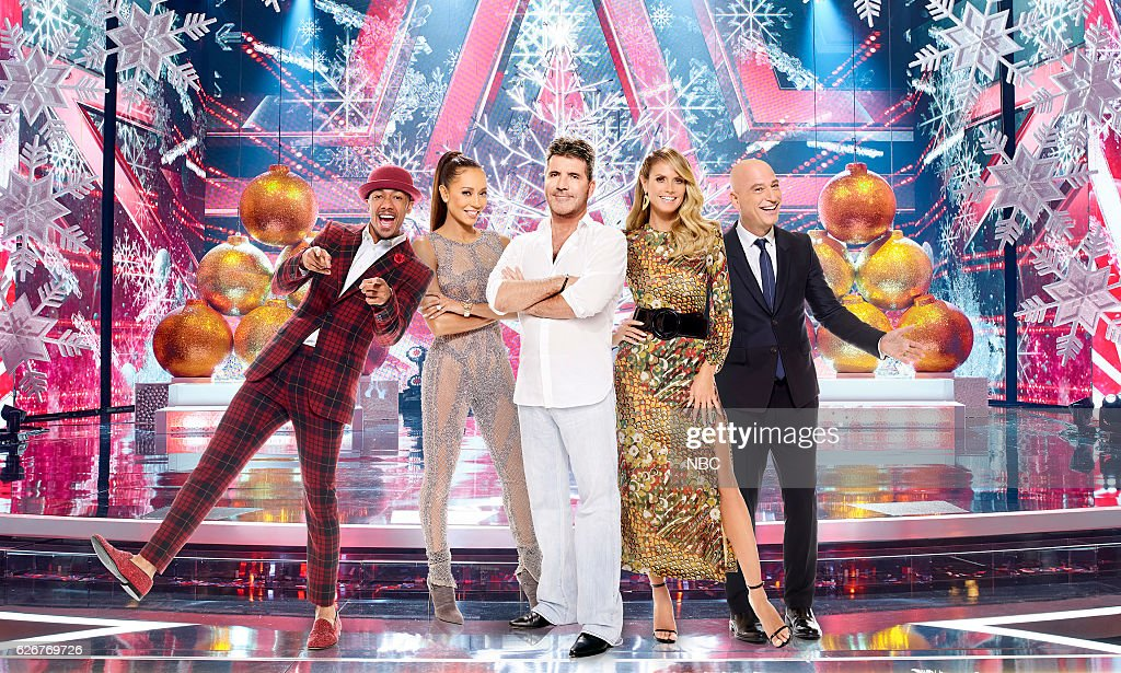 "NBC's ""America's Got Talent Holiday Spectacular"""