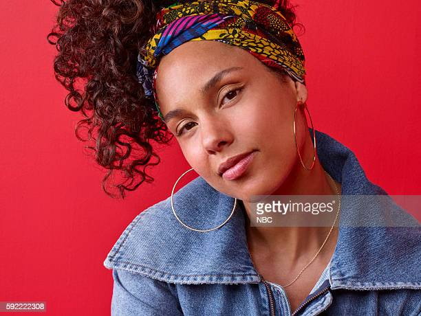 11 Pictured Alicia Keys