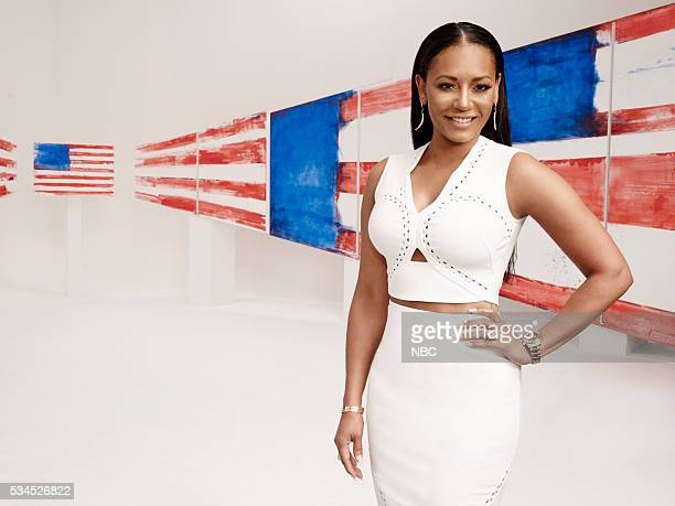 11 Pictured Mel B