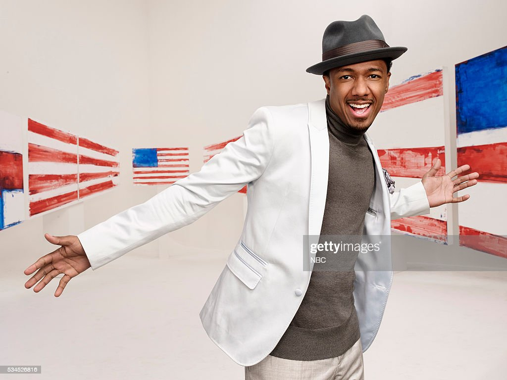 11 -- Pictured: Nick Cannon --
