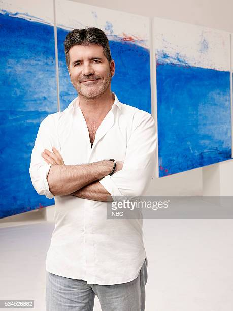 11 Pictured Simon Cowell