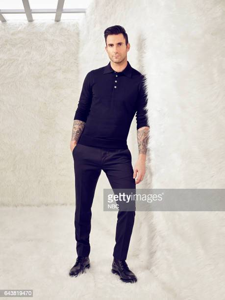 12 Pictured Adam Levine