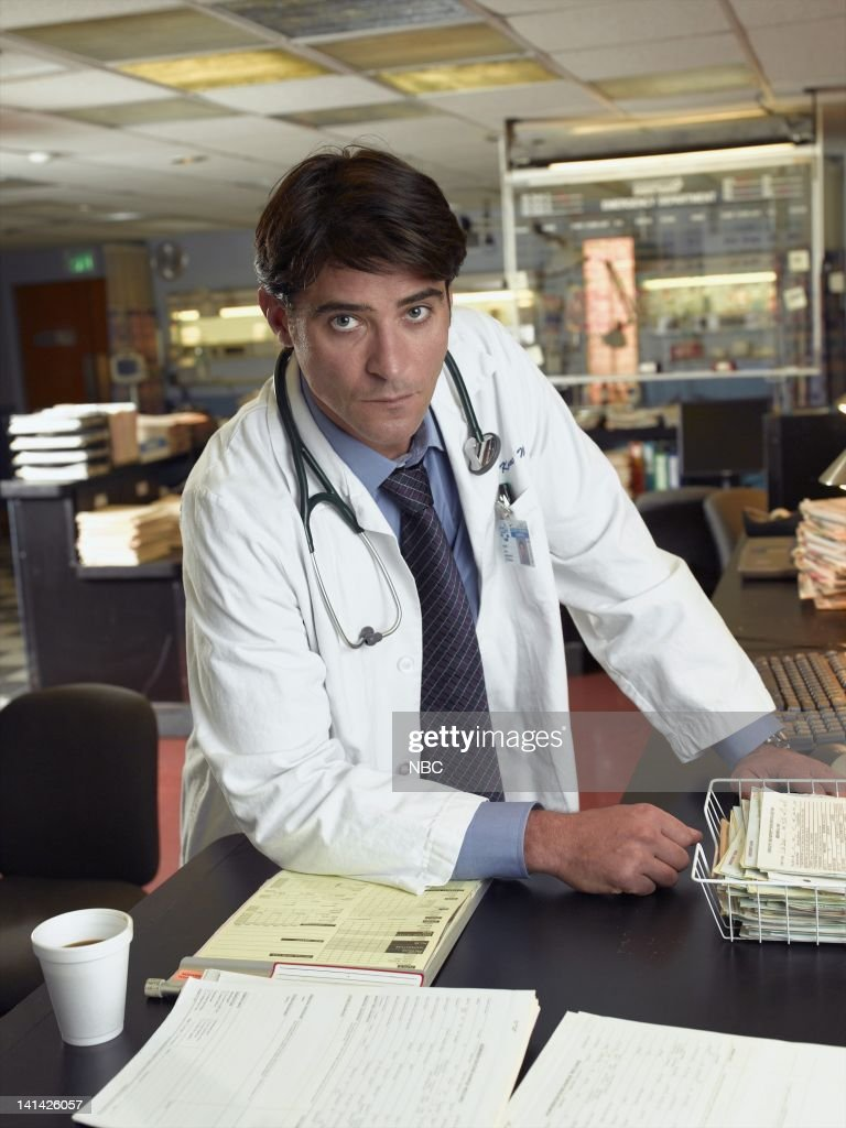 Goran Visnjic as Doctor Luka Kovac Photo by Mitchell Haaseth/NBCU Photo Bank