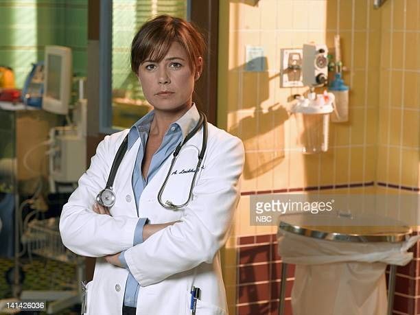 Maura Tierney as Doctor Abby Lockhart Photo by Mitchell Haaseth/NBCU Photo Bank