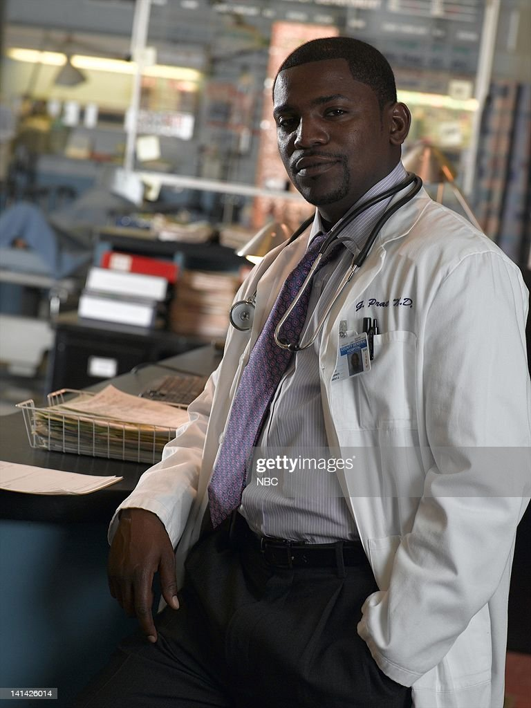 Mekhi Phifer as Gregory Pratt Photo by Mitchell Haaseth/NBCU Photo Bank