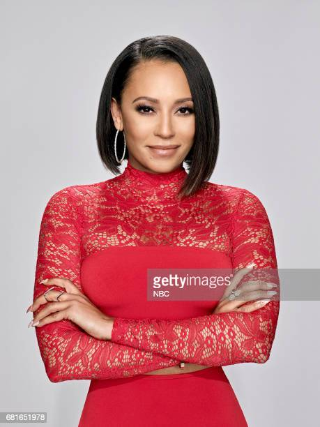 12 Pictured Mel B