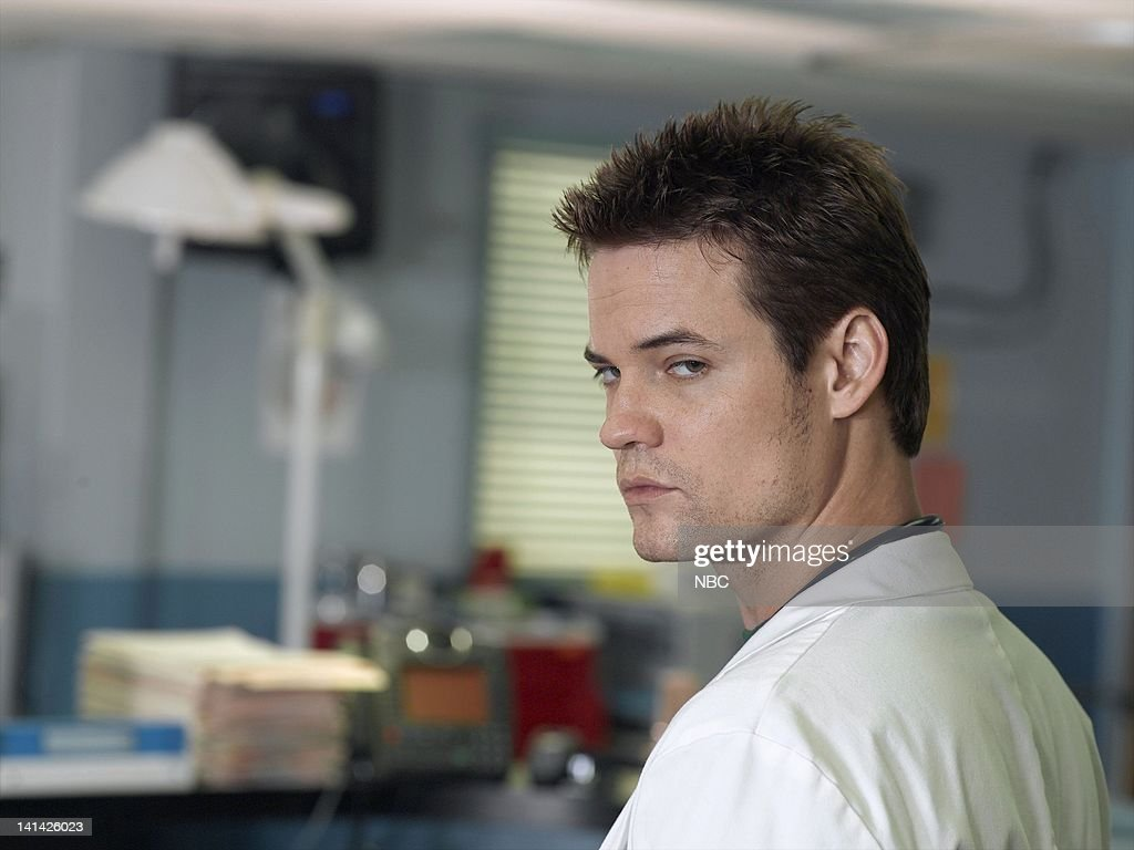 Shane West as Doctor Ray Barnett Photo by Mitchell Haaseth/NBCU Photo Bank