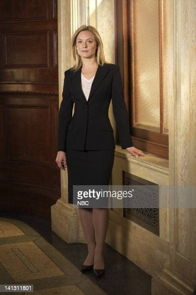 Elisabeth Rohm A.D.A. Serena Southerlyn Stock Photos and ...