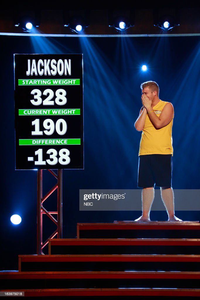 LOSER -- Season 14 Live Finale -- Pictured: Jackson Carter --