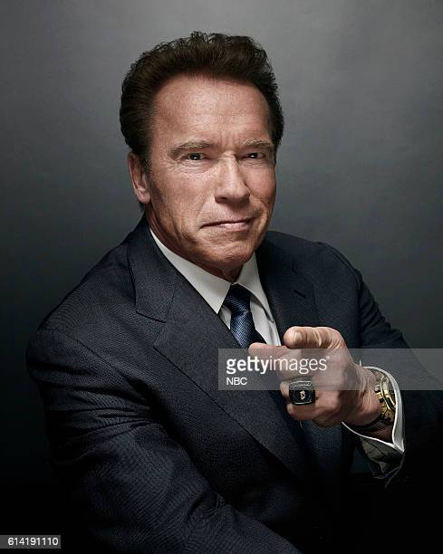 15 Pictured Arnold Schwarzenegger
