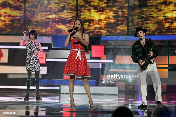 S GOT TALENT 'Season 2 Finale' Aired 8/21/07 Pictured Audition All Stars