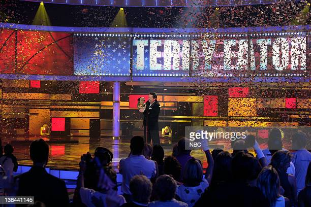 S GOT TALENT 'Season 2 Finale' Aired 8/21/07 Pictured Winner Terry Fator