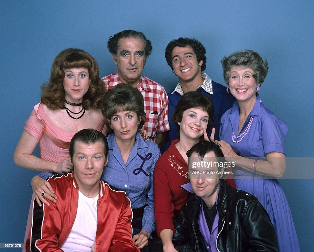 "ABC's ""Laverne And Shirley"""