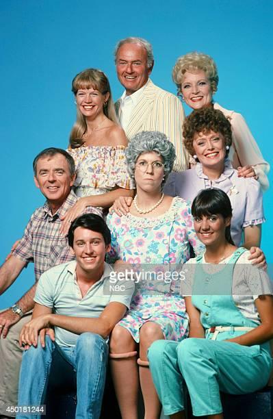 Dorothy Lyman as Naomi Oates Harper Harvey Korman as Ed Higgins Betty White as Ellen Harper Jackson Ken Berry as Vinton Harper Vicki Lawrence as...