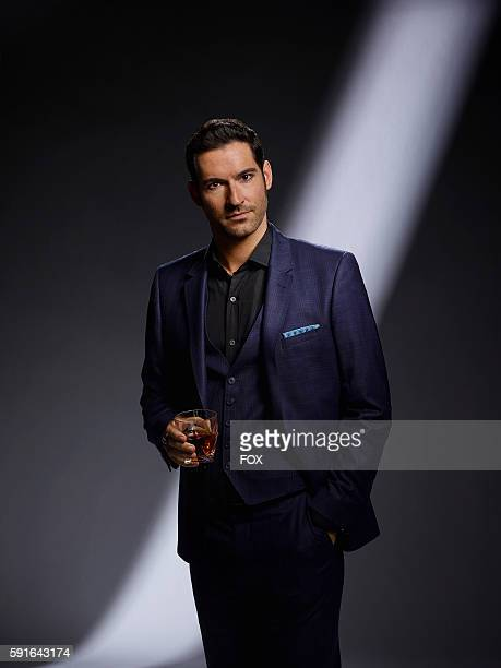 Season 2 of LUCIFER premieres Monday September 19th on FOX Pictured Tom Ellis