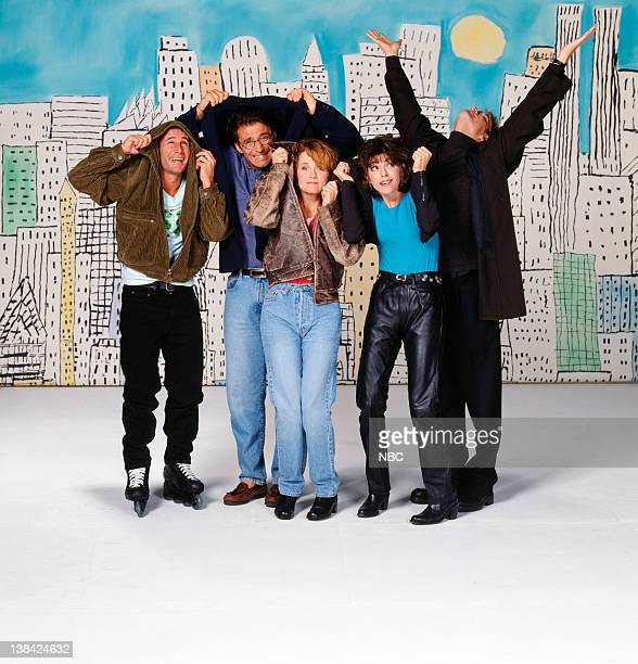 Andrew Lauer as Charlie Eric Lutes as Del Cassidy Lea Thompson as Caroline Duffy Amy Pietz as Annie Viola Spadaro Malcolm Gets as Richard Karinsky