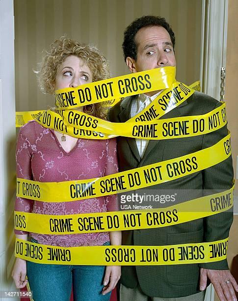 Bitty Schram as Sharona Fleming Tony Shalhoub as Adrian Monk