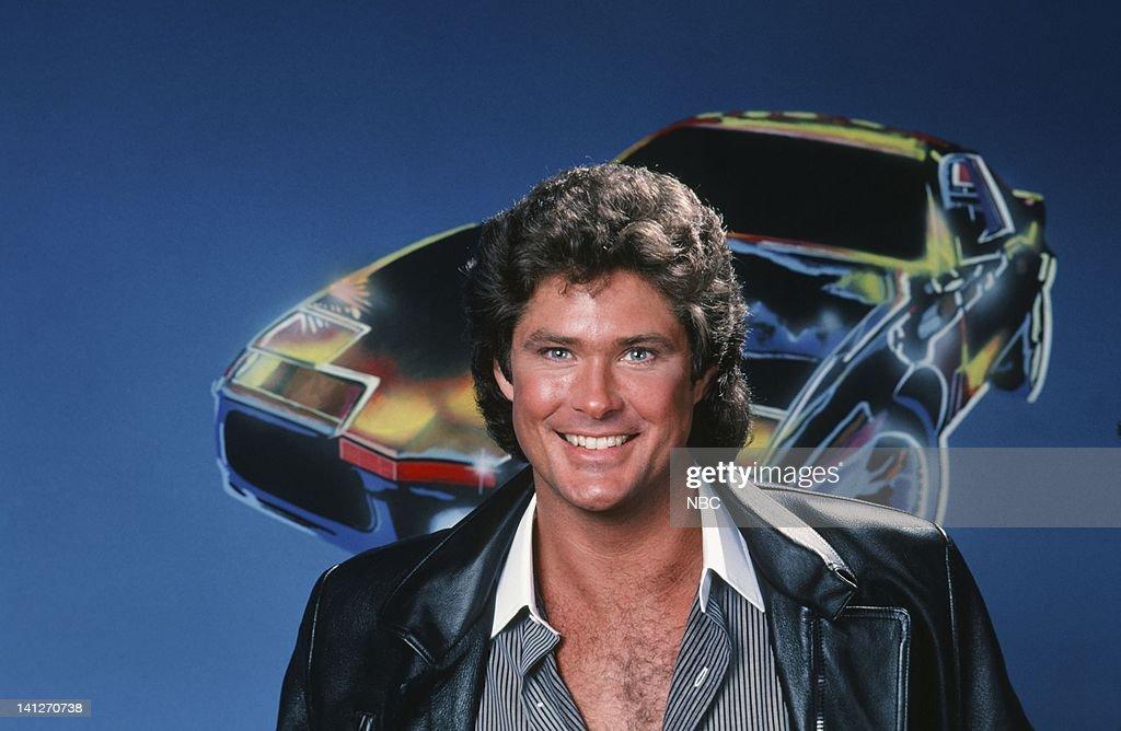 David Hasselhoff as Michael Knight -- Photo by: Herb Ball/NBCU Photo Bank